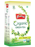 Today Organic Green Tea – Tulsi