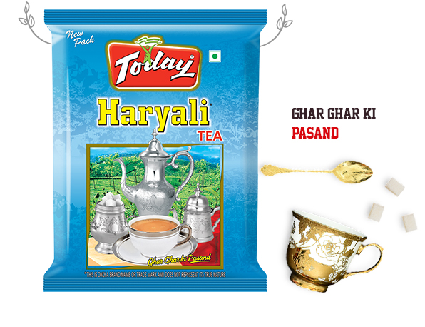 Today Haryali Tea